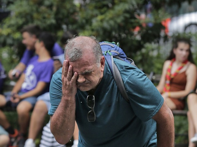 Heat wave to engulf D.C., Maryland and Virginia