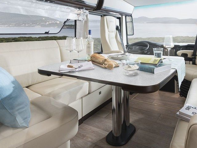 The Most Outrageous Luxury RVs Money Can Buy