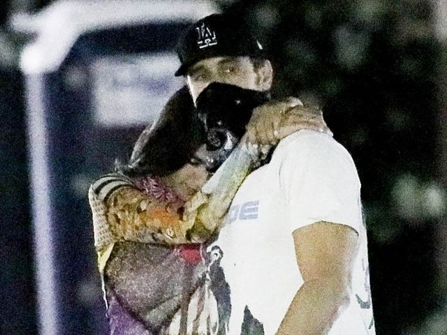James Franco Sticks Close to Girlfriend Isabel Pakzad at Coachella Weekend Two