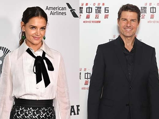 Katie Holmes Ordered To Give Suri To Tom Cruise For Christmas?