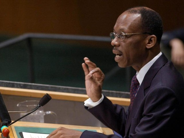 On This Day, Oct. 15: Jean-Bertrand Aristide returns to Haiti 3 years after coup