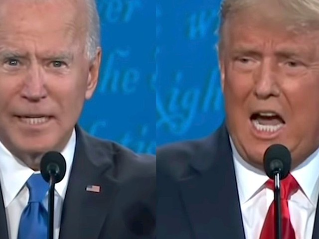 Biden denied calling Trump 'xenophobic' over his coronavirus response at the debate — not only did he say it, he tweeted it too