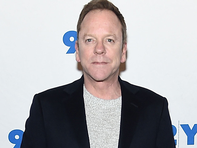 Kiefer Sutherland 'Seriously Injured' Following Fall in Europe