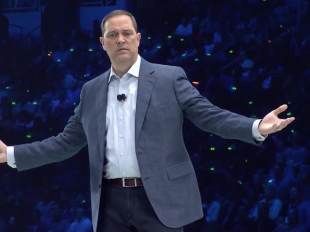 Cisco CEO says he's forbidden his salespeople from using Huawei's problems to win business (CSCO)