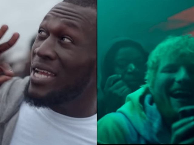 "Stormzy, Ed Sheeran, and Burna Boy's New Song ""Own It"" Slaps So Hard, We Have It on Repeat"