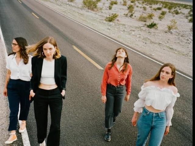 The Big Moon premiere new single Take A Piece
