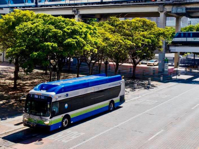 Coronavirus Impact: Miami-Dade Transit Suspending Bus Routes