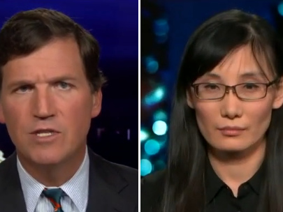 """I Am The Target"": Silenced Chinese Virologist Tells Tucker COVID-19 Intentionally Released, CCP Trying To 'Disappear' Her"