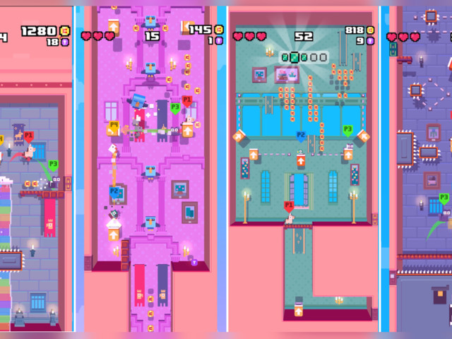 Crossy Road Castle Launched, a Follow-Up to the Popular Crossy Road