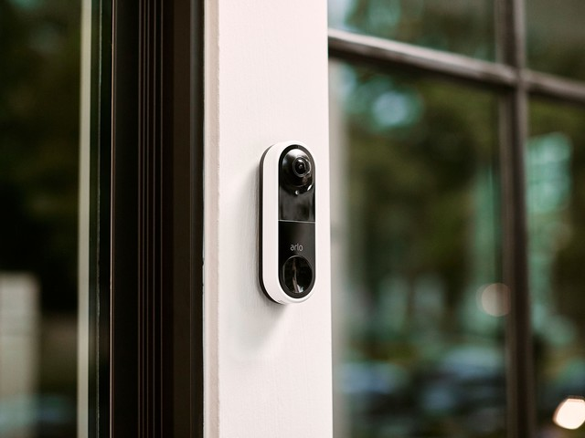Arlo Launches Smart HDR Video Doorbell