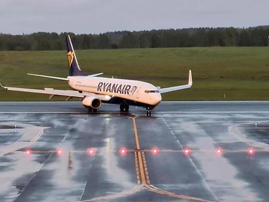 Russia Mocks Western Outrage At Belarus Plane Arrest