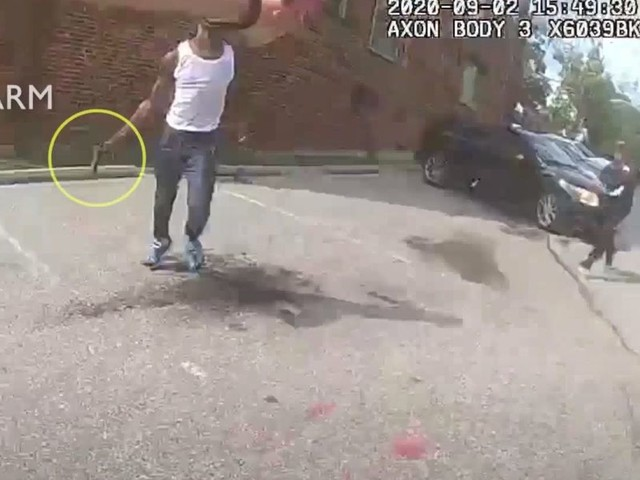 Protesters accuse DC police of killing unarmed black teenager — then cops release bodycam video