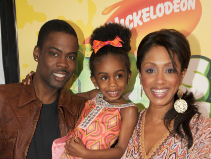 Chris Rock's Youngest Daughter Just Turned 15, And Yep, We Feel Old All Over Again
