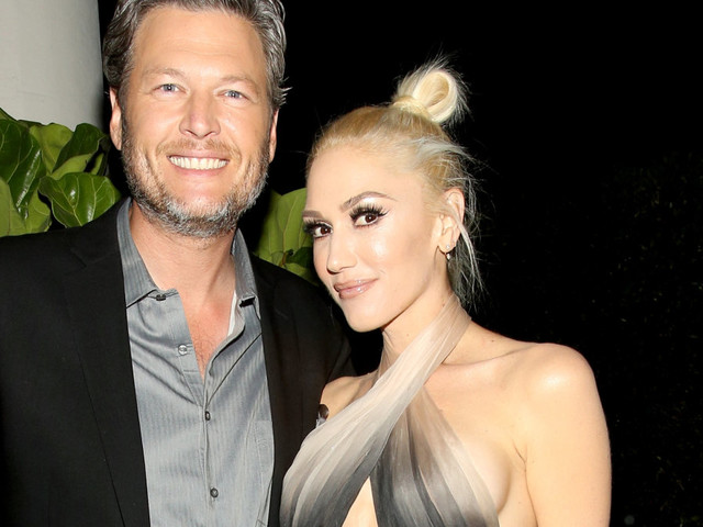 Blake Shelton, Gwen Stefani and her sons throw epic dance party -- watch their amazing moves!