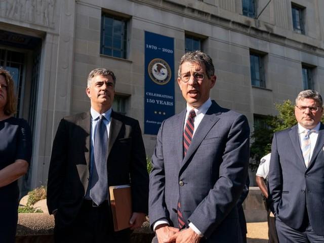 News executives protest Trump-era probe with Garland