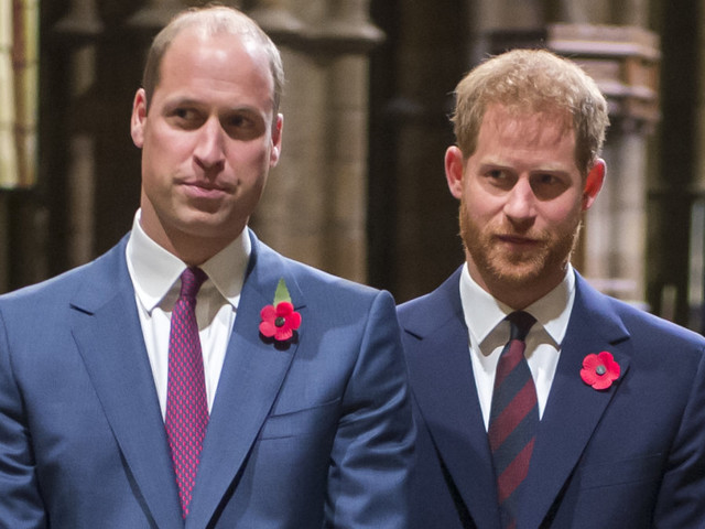Prince Harry says he and William have 'good days, bad days' as he addresses rift rumors