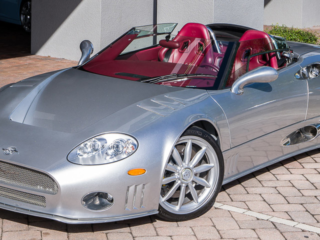 Buy This Spyker C8 Spyder And Live Out Your Exotic Car Dreams