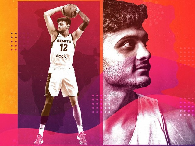 India's Newest NBA Hopeful Is a Window Into the Country's Basketball Future