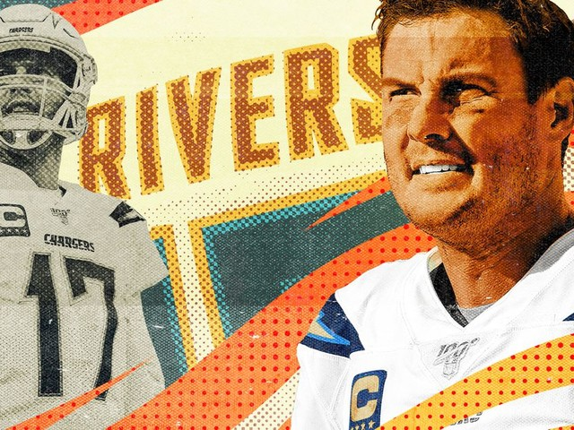 Philip Rivers's Chargers Tenure Has Come to an End, but That Doesn't Mean He's Done