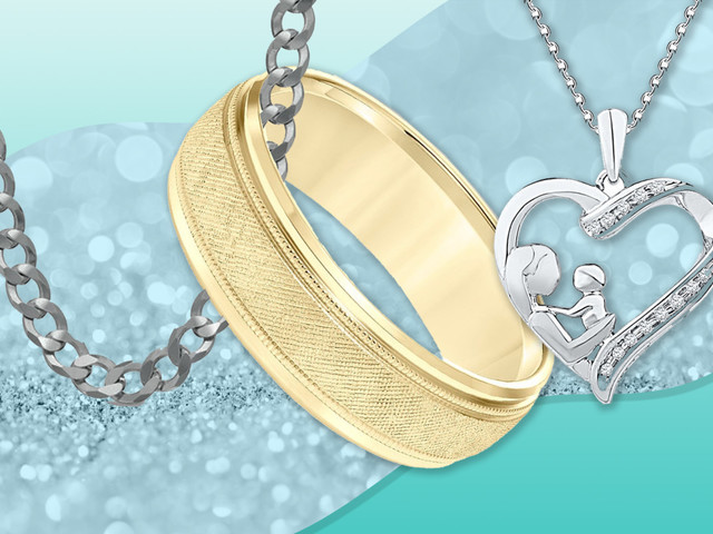 Zales jewelry discounted up to 50% off during Valentine's Day Specials Sale