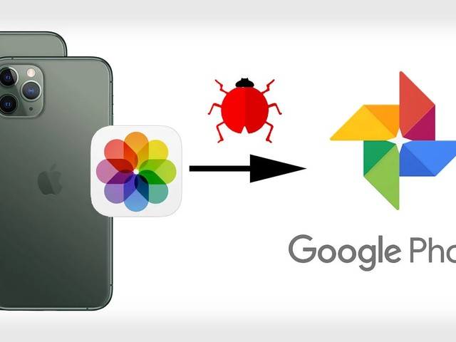 Google to Fix 'Bug' That Gives iPhones Unlimited Full-Size Photos Storage