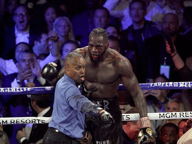 Ref was 'very close' to stopping Fury-Wilder fight before corner threw in towel