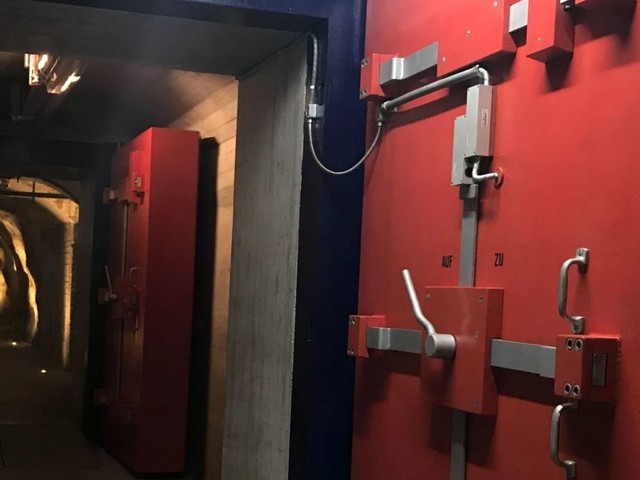 A Look Inside The Secret Swiss Bunker Where The Ultra Rich Hide Their Bitcoins