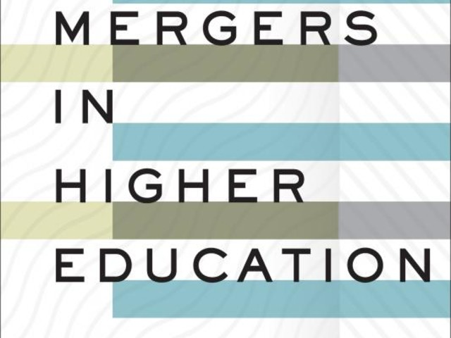 New book seeks to guide college leaders through merger possibilities