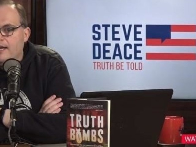 Conservative host Steve Deace suggests that a recent court decision in Texas warrants civil disobedience