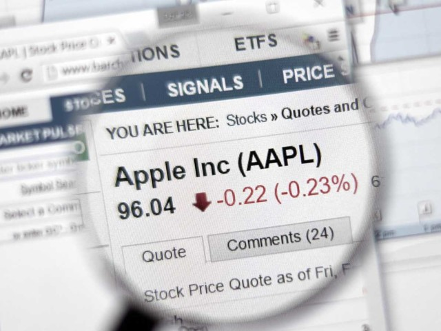The Situation with Apple Stock Is More Precarious Than You Know