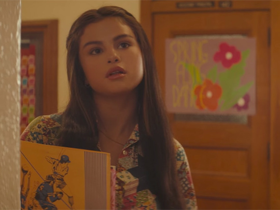 "Selena Gomez Has A Girl Crush (On Herself) In Wacky ""Bad Liar"" Video"