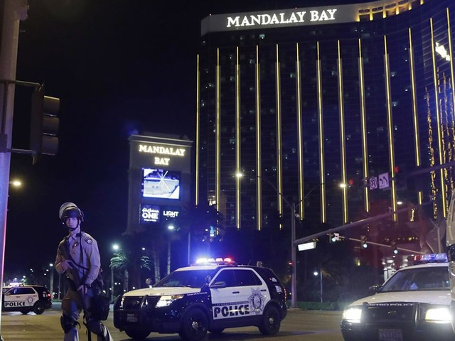 Las Vegas shooting: Police shift timeline again in concert massacre