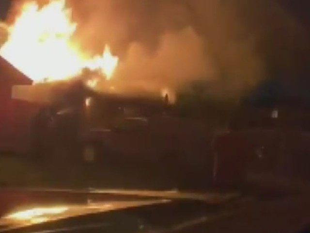 Family Of 7 Displaced After Fire Tears Through Santa Ana Home; 6 Cats Rescued