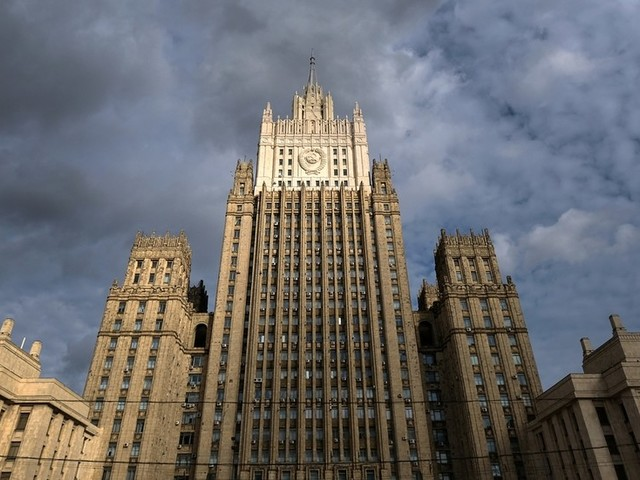 'Another propaganda attack': Russian Foreign Ministry hits back over US 'Evil Corp' claims