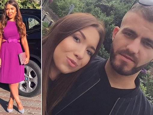 Driver, 23, caught up in a huge traffic jam after crash finds the victim is his girlfriend