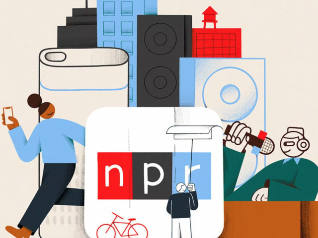 Fifty and Forward: An Anniversary Celebration of NPR