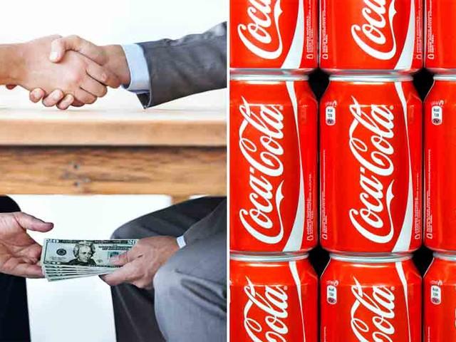 Public Health Agency Sued for Coke Collusion