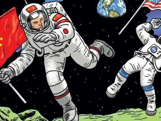 Why China Could Vanquish The US In New Space Race