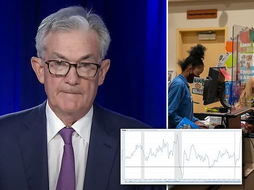 Federal Reserve plays down inflation fears by insisting cost of living rises are transitory