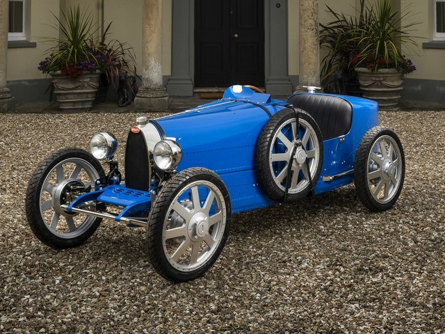 Here's a List of Cool Cars You Can Get for the Price of the $33,000 Baby Bugatti II