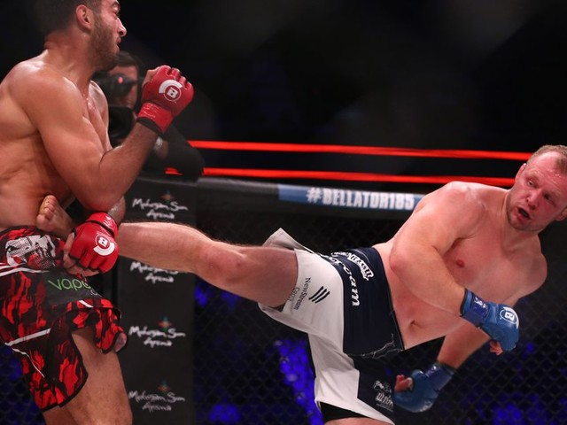 MMA Rundown - December 13-15: Man, that's a lot of fights