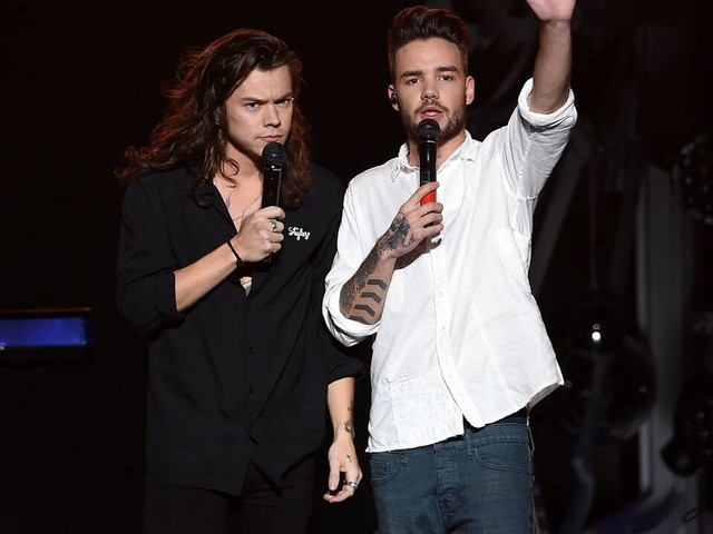 "Liam Payne Says He's the ""Antichrist"" of Harry Styles"