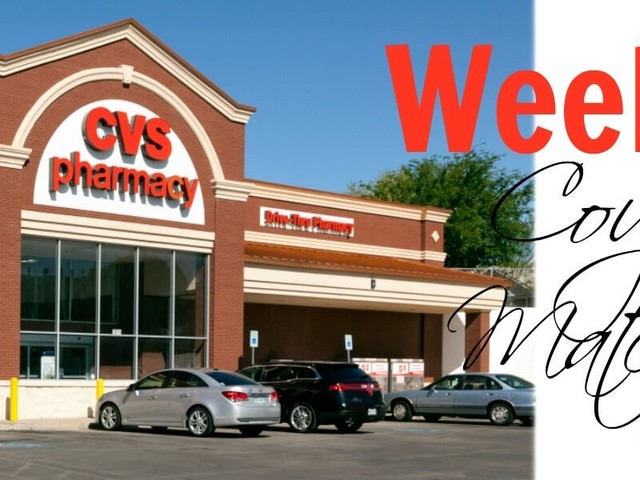 New CVS Match Ups that will Help You Save Big – Week of 2/23