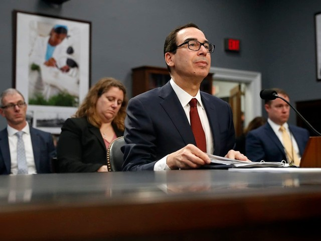 Mnuchin reveals White House lawyers consulted Treasury on Trump tax returns, despite law meant to limit political involvement
