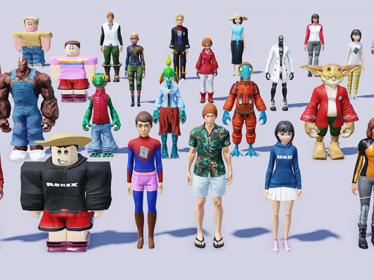 Roblox pushes toward avatar realism, plans to add NFT-like limited-edition items