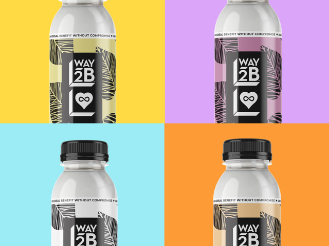 Way2B Launches World's First Functional Drink with Water-Soluble Plant...