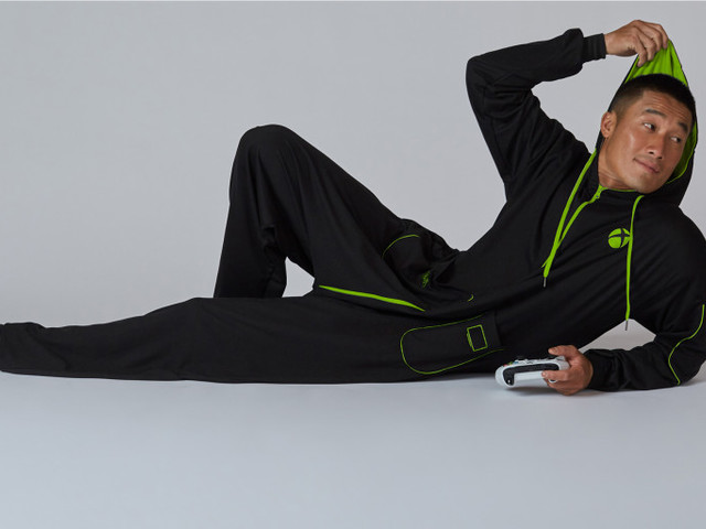 Xbox Hooded Union Suit – Green Is Now Available For Pre-Order