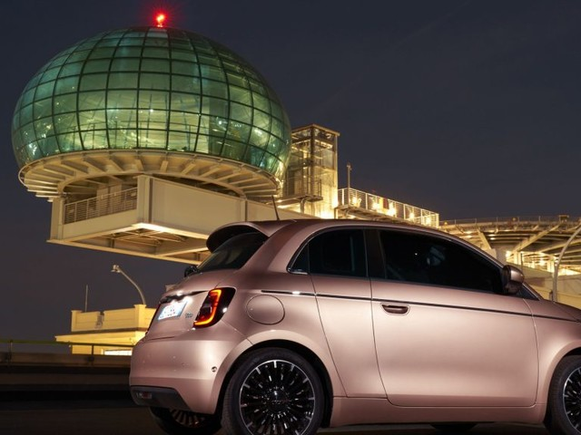 New Fiat 500, FCA's First Fully Electric Vehicle Pricing & Specification