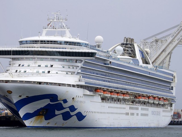Cruise lines, early source of coronavirus infections, out of bailout package