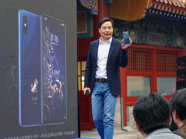 Xiaomi Mi MIX 3: A True Full-Screen Smartphone